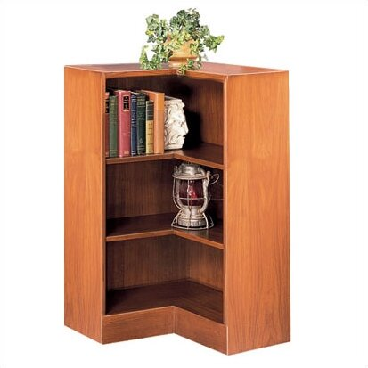 1100 Ny Series Inside Corner Unit Bookcase by Hale Bookcases