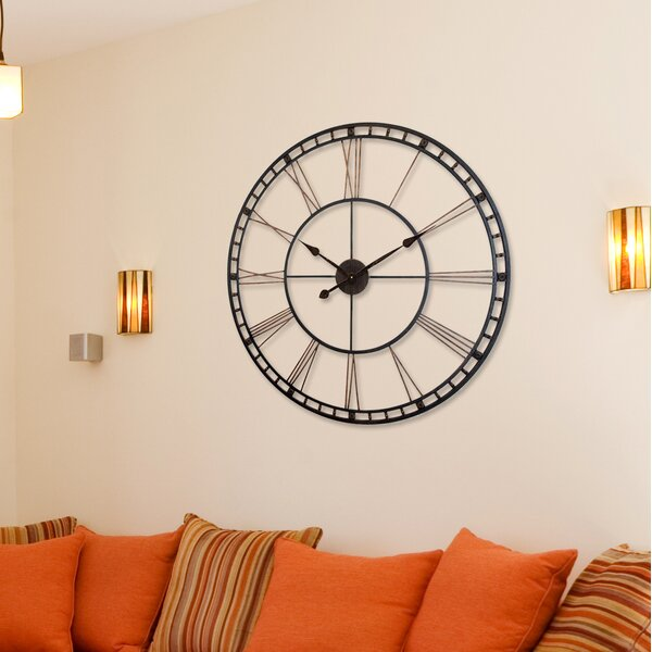 Oversized Methuen 39 Wall Clock by Trent Austin Design
