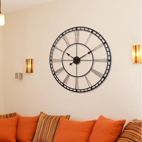 Oversized Methuen 39 Wall Clock by Trent Austin Design