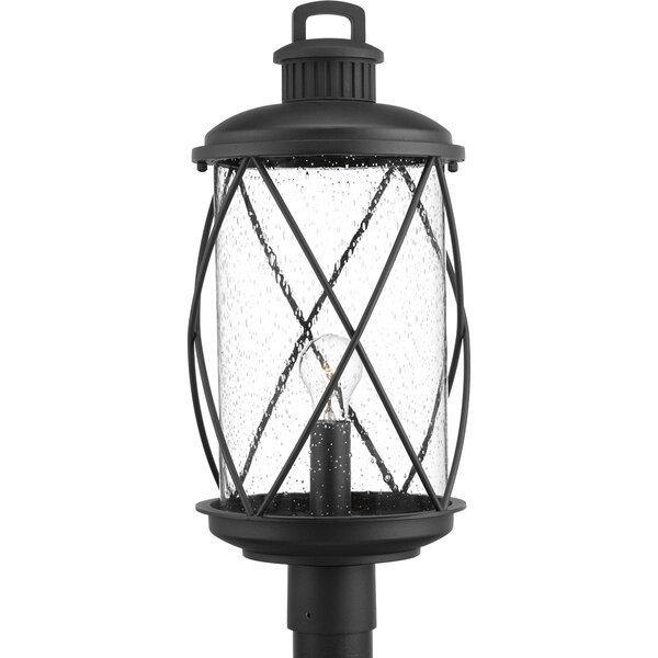 Covington 1-Light Lantern Head by Breakwater Bay