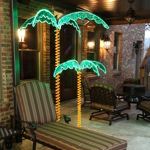 Outdoor light up palm tree wayfair led palm tree rope light mozeypictures Gallery