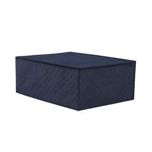 Affordable Comforter Plastic Underbed Storage (Set of 2) ByOrganize It All