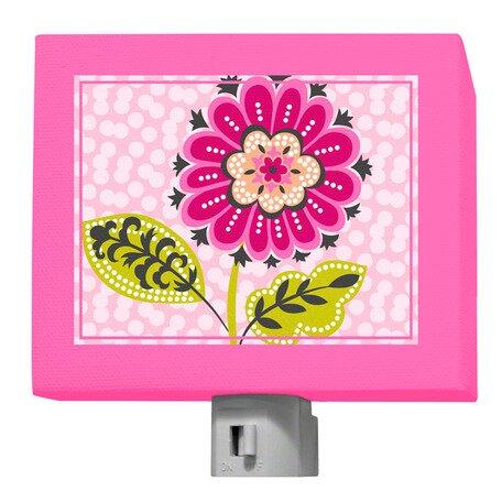 Suzette Bloom Night Light by Oopsy Daisy