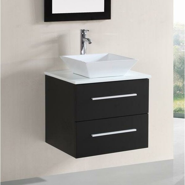 24 Single Bathroom Vanity Set by Belvedere Bath