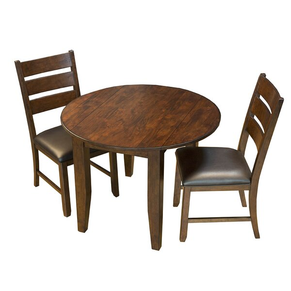 Caracara 3 Piece Drop Leaf Dining Set by Trent Austin Design