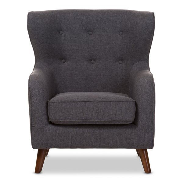Sabrina Wingback Chair by Wholesale Interiors