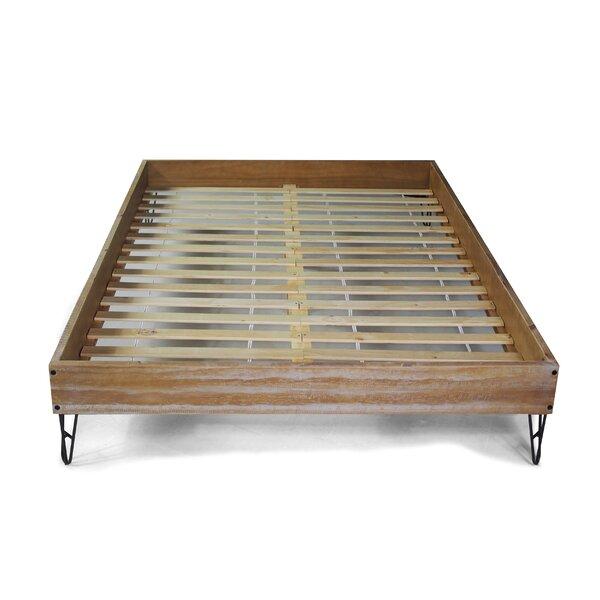 Montauk Queen Platform Bed by Grain Wood Furniture