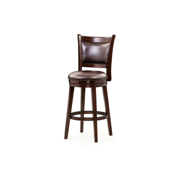 Florencio 30 Swivel Bar Stool by Darby Home Co