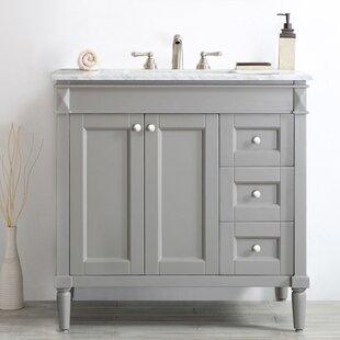 Millfield 37 Single Bathroom Vanity Set ByAndover Mills
