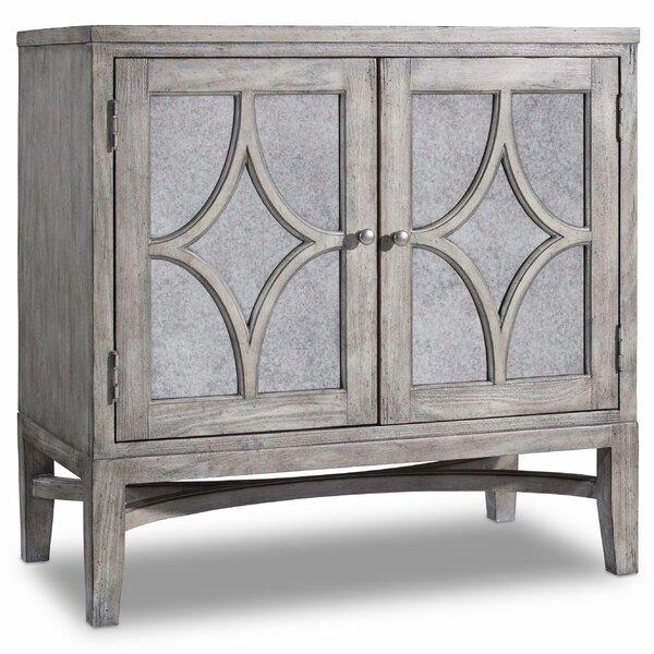 Melange Sienna 2 Door Accent Cabinet by Hooker Furniture