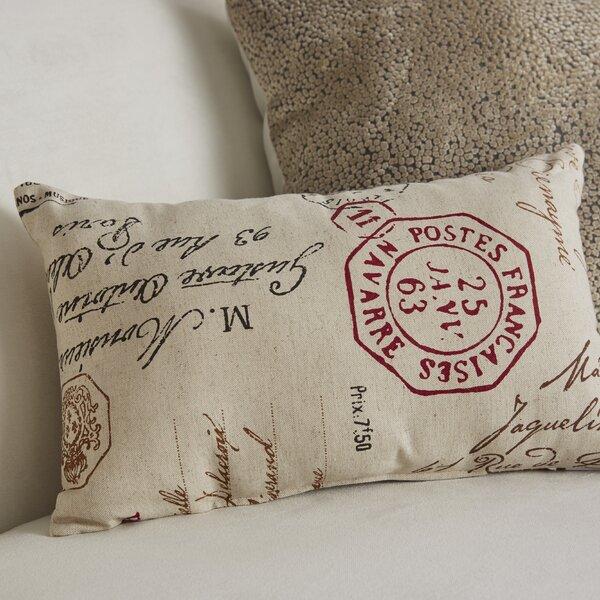 Procter Linen Lumbar Pillow by Lark Manor| @ $25.99