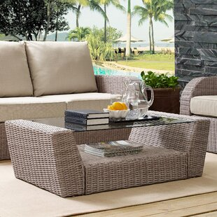 Review Boomer Coffee Table by Highland Dunes