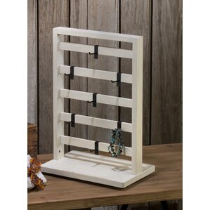 2-Sided Wooden Free Standi..