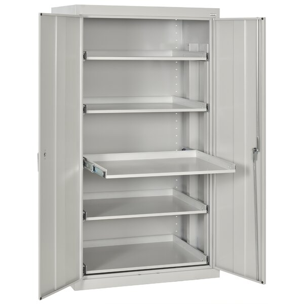 2 Door Storage Cabinet by Sandusky Cabinets