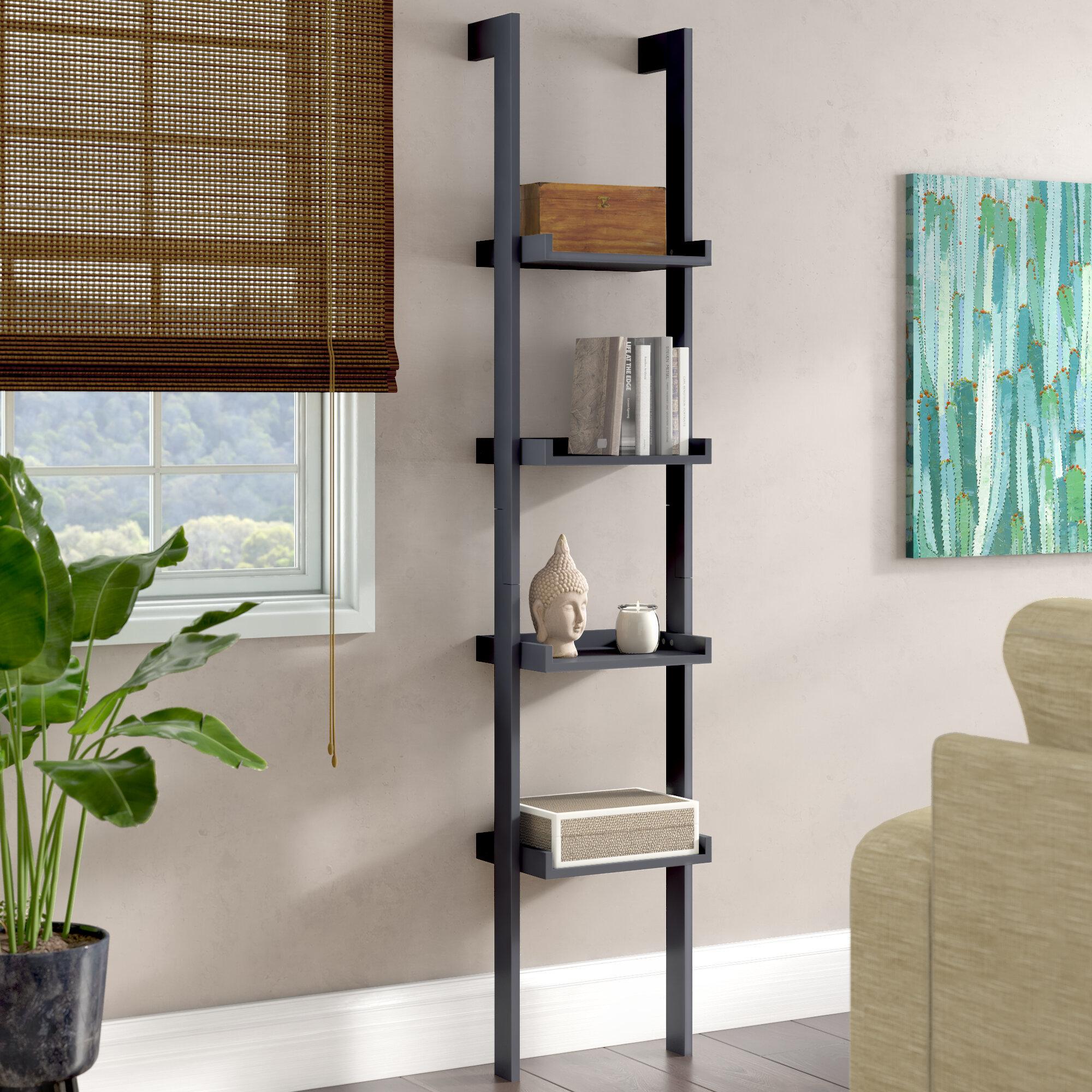 best service a0a8e ca218 Ladder Bookcase
