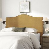 Angelique Slipcover Upholstered Panel Headboard by Kelly Clarkson Home