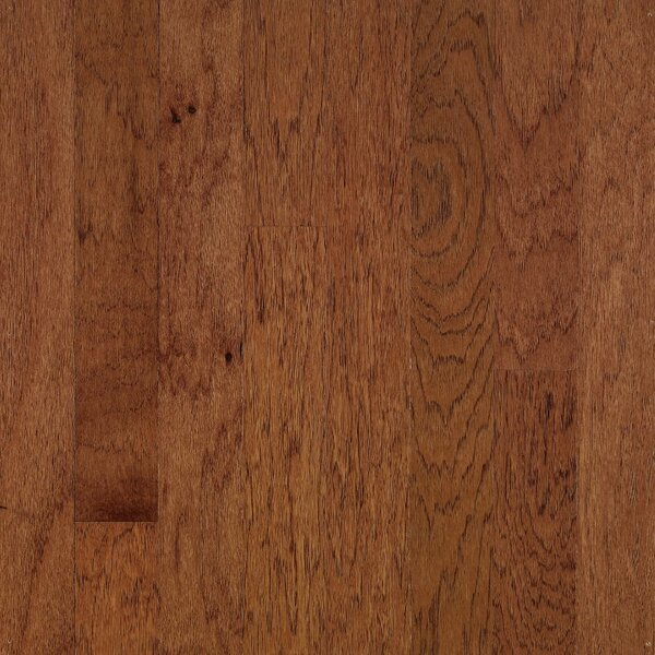 Turlington 5 Engineered Hickory Hardwood Flooring in Wild Cherry and Brandywine by Bruce Flooring