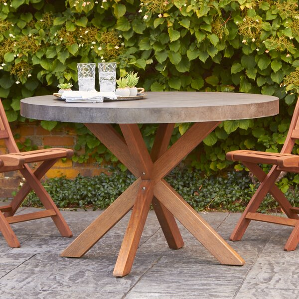 Mancini Round Dining Table by Birch Lane™