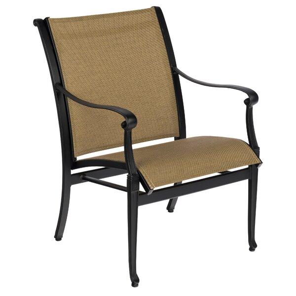 Wiltshire Sling Patio Dining Chair by Woodard Woodard
