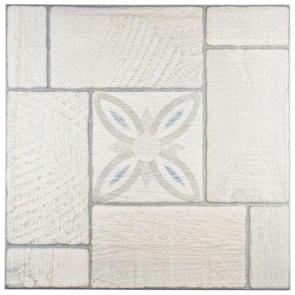 Hokkaido 19.75 x 19.75 Ceramic Field Tile in Gray by EliteTile