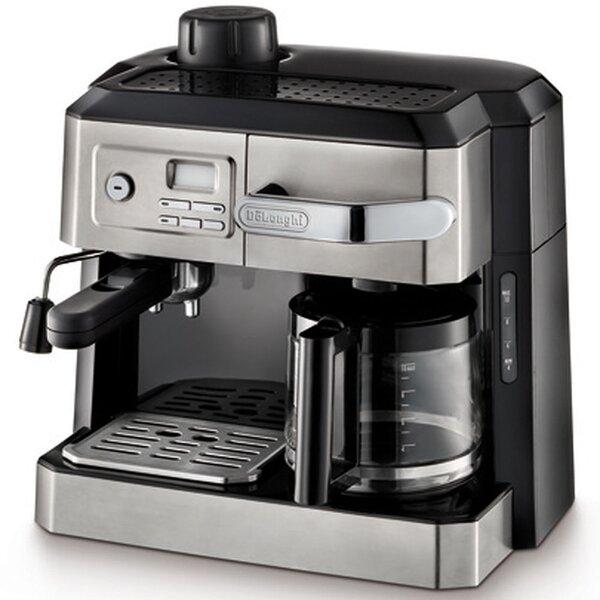 Combination Coffee & Espresso Maker by DeLonghi