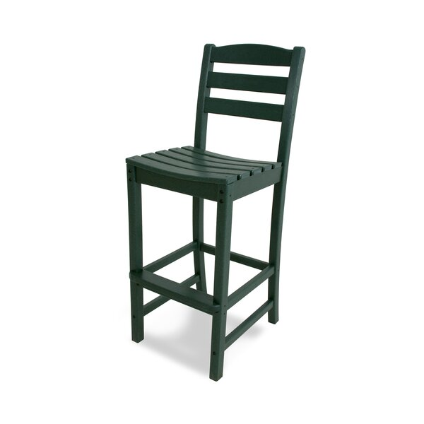 La Casa Cafe 30.13 Patio Bar Stool by POLYWOOD®