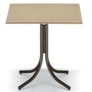 Werzalit Square Bar Table by Telescope Casual