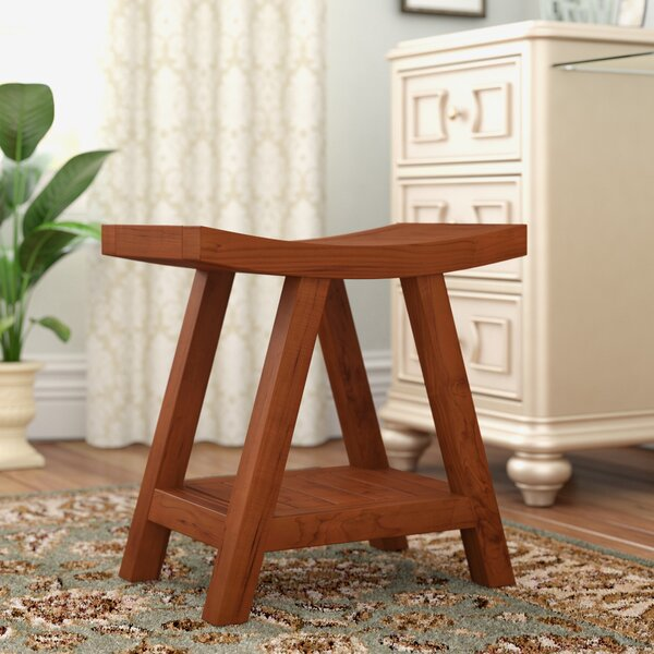 Anding Accent Stool by Three Posts