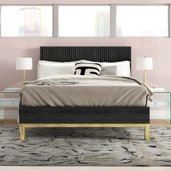 Dejon Platform Bed by Mistana