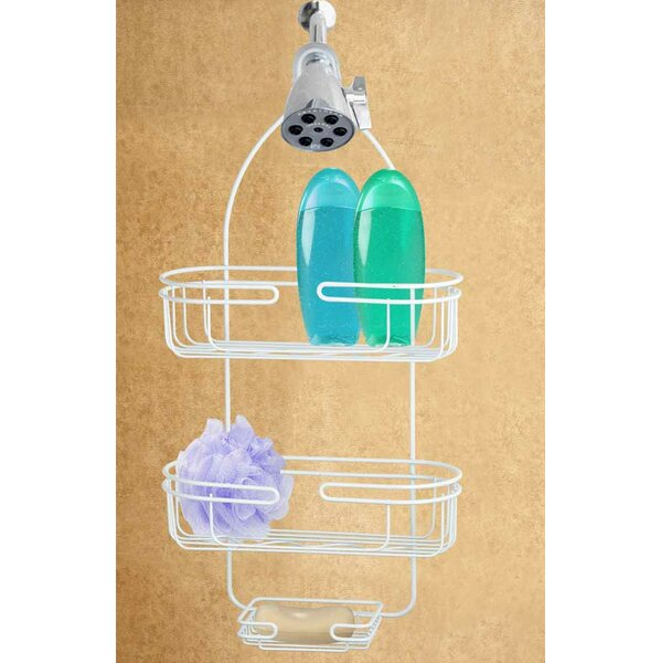 Heavy Duty Shower Caddy by Home Basics