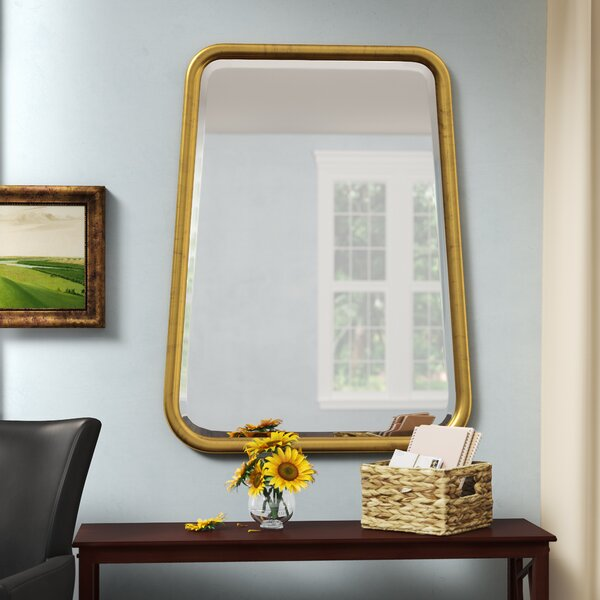 Weston Wall Mirror by Langley Street