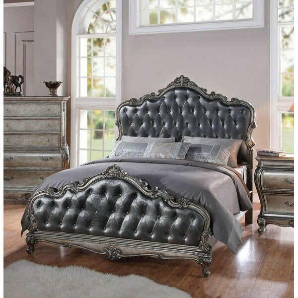 Cabezas Queen Upholstered Standard Bed by Astoria Grand