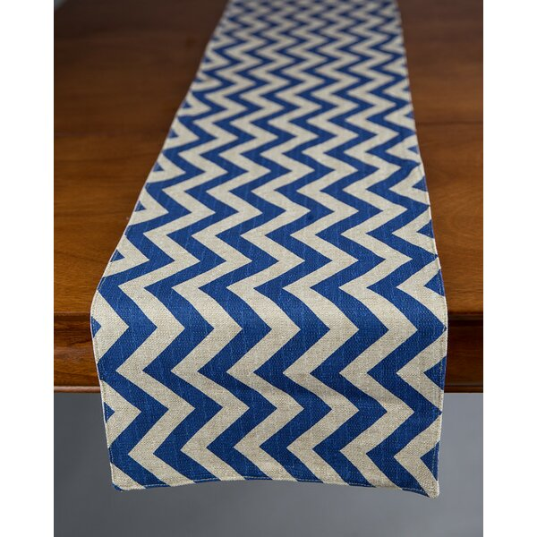 Chevron Table Runner by CaughtYaLookin'