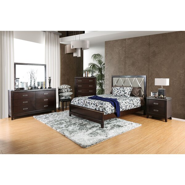 Ishani Standard Configurable Bedroom Set by Wrought Studio