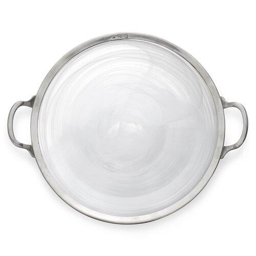Volterra Round Platter by Arte Italica