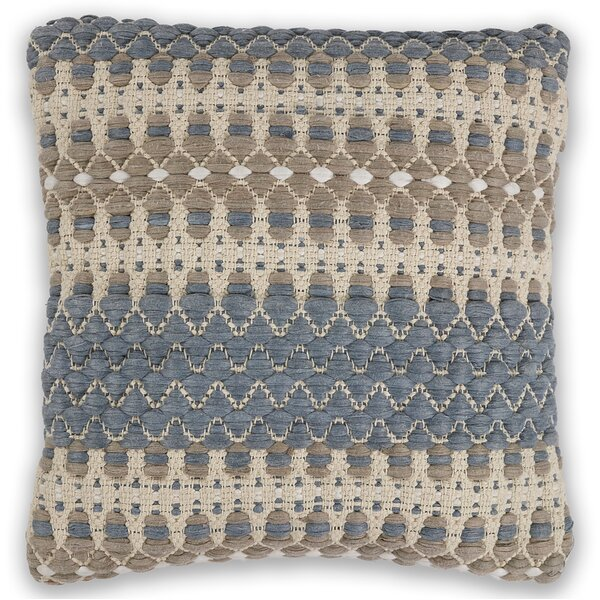 Crothers Wool Throw Pillow by Bungalow Rose