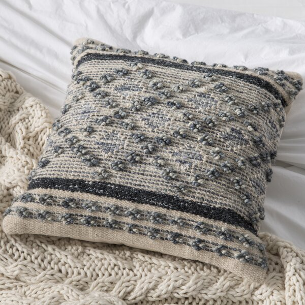 Brooklyn Decorative Throw Pillow by Eider & Ivory