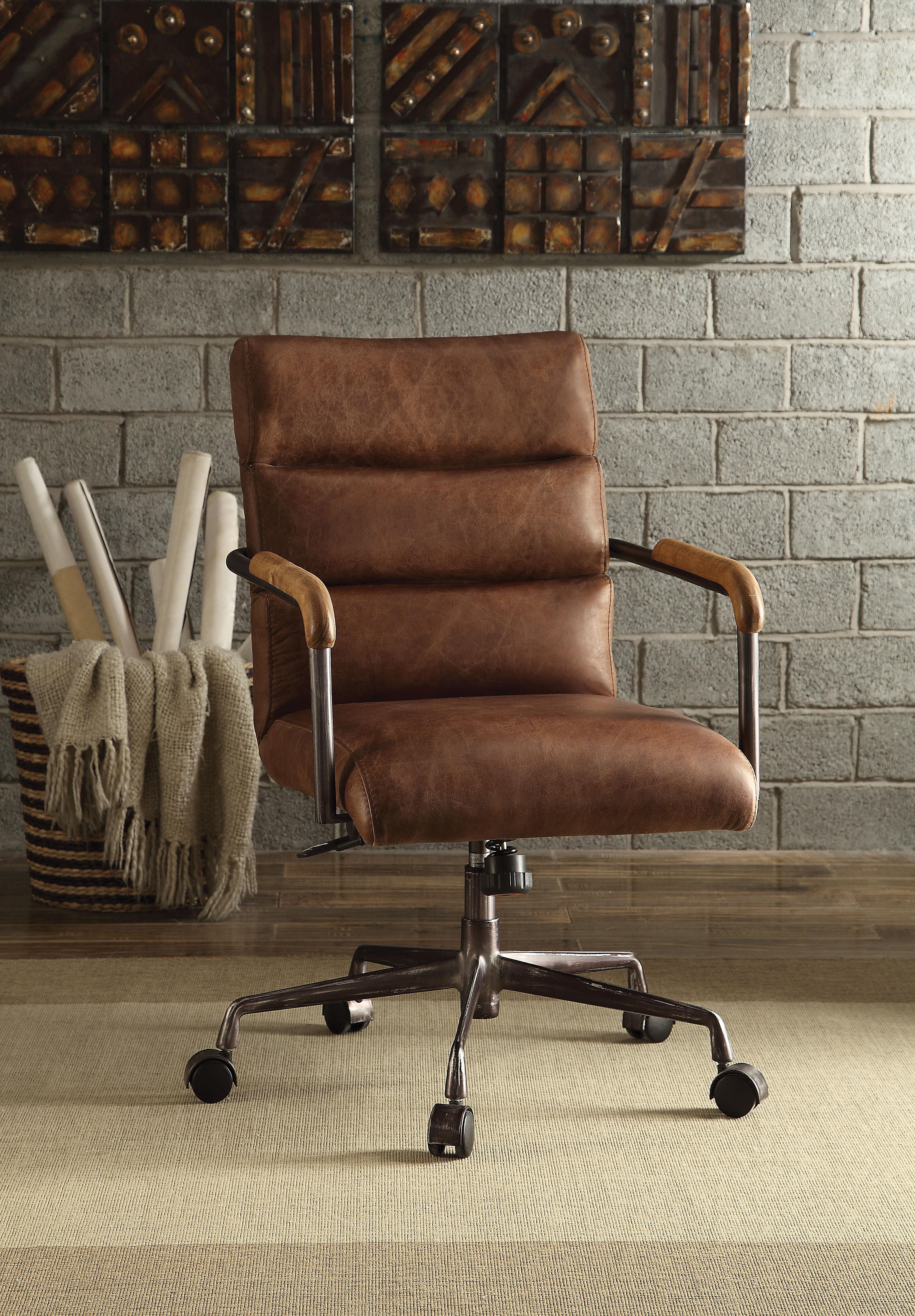 Kingon Genuine Leather Executive Chair