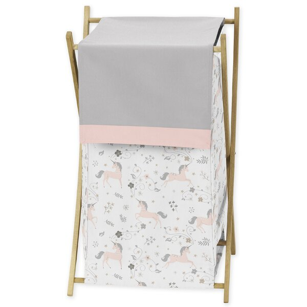 Unicorn Laundry Hamper by Sweet Jojo Designs