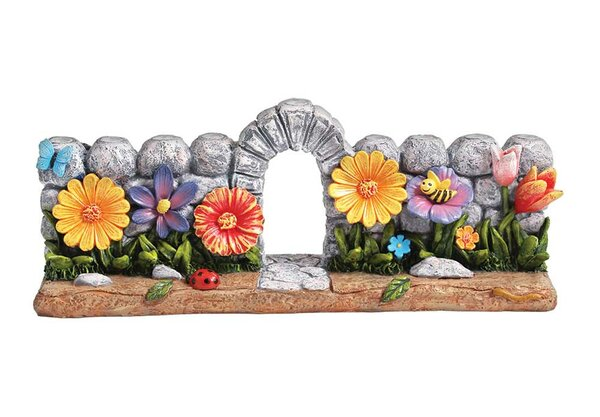 Collectors Garden Menorah by Zion Judaica