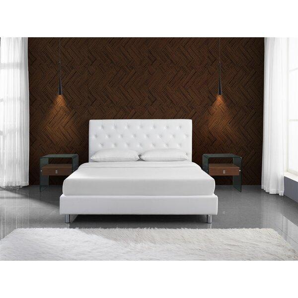Blohm Queen Upholstered Platform Bed by Orren Ellis