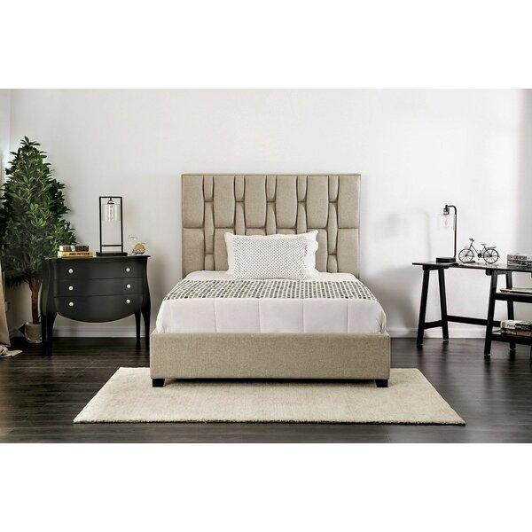 Zelma Upholstered Platform Bed by Orren Ellis