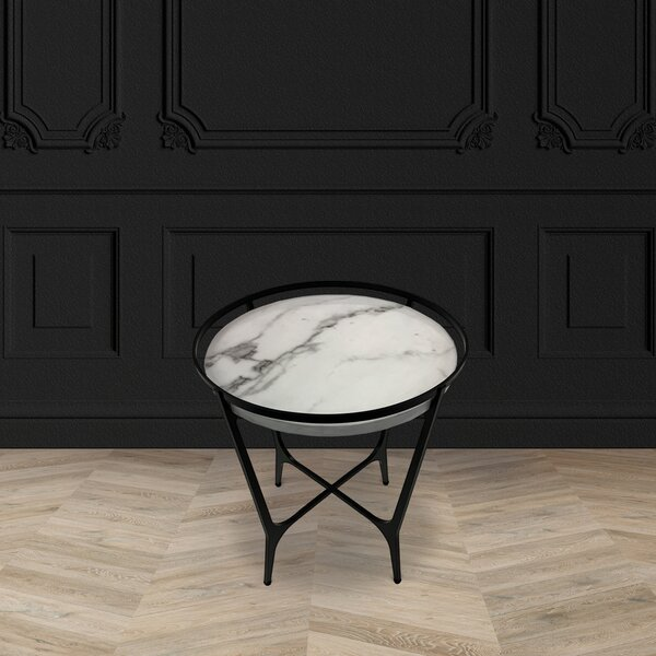 Lowrie End Table By Ivy Bronx