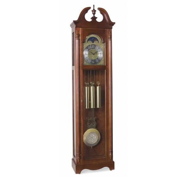 Lynchburg 78 Grandfather Clock by Howard Miller®