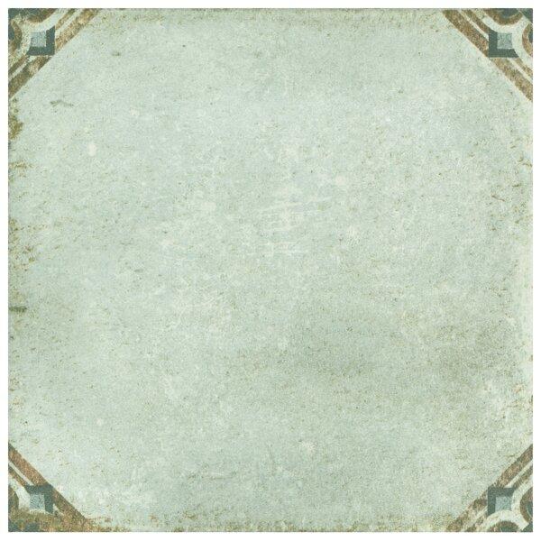Relic Décor 8.75 x 8.75 Porcelain Field Tile in Savona by EliteTile