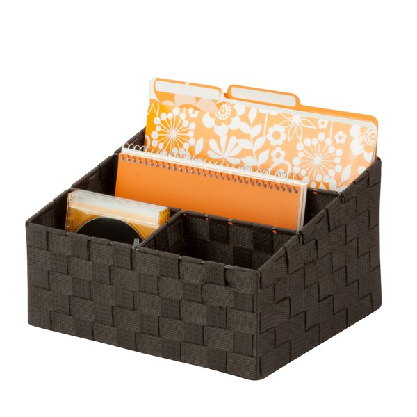 Mail & File Desk Organizer by Honey Can Do