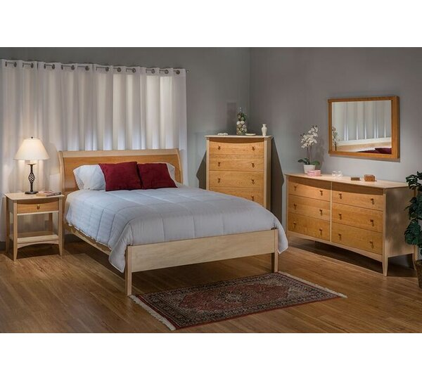 Wingler Configurable Bedroom Set by Loon Peak
