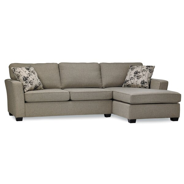 Etheridge Sectional by Rosecliff Heights