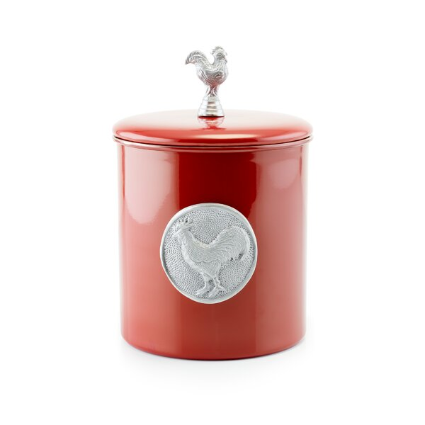 Red Rooster 4 qt. Cookie Jar by Old Dutch International