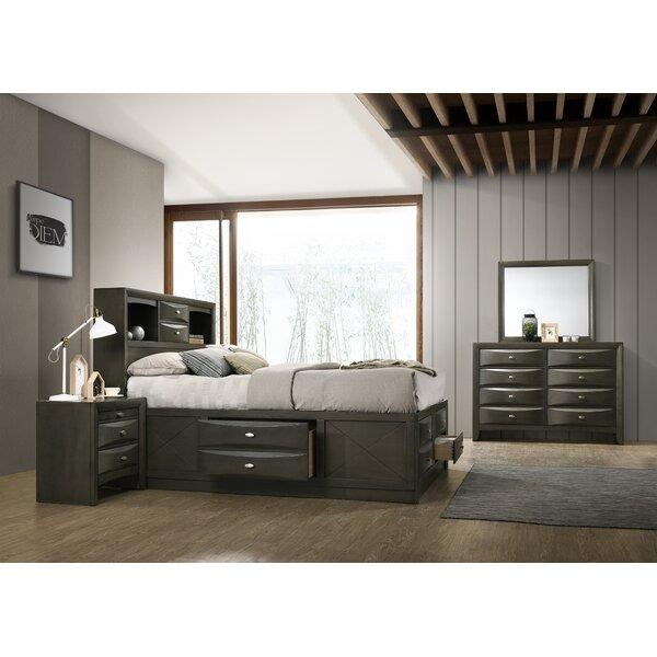 Carle Platform 4 Piece Bedroom Set by Red Barrel Studio